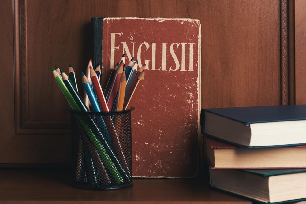 英語の教材